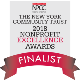 CUP is a finalist for the Nonprofit Excelllence Awards!